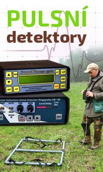 Army dárek k detektorům zdarma
